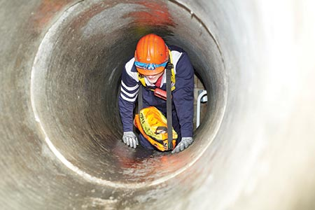 Combating the risks of confined spaces