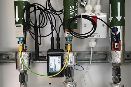 Temperature and flow monitoring simplified