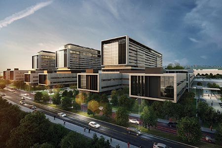US$ 1.5 billion Turkish health campus has reached financial close