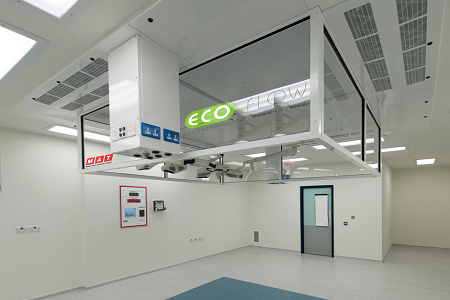 ECO-flow™ UCV Canopies From MAT