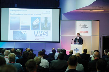 Keynote highlights a 'timely platform for change'