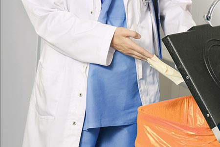 Boosting waste segregation in healthcare facilities