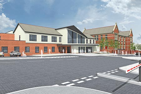 £12 million primary care centre