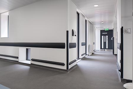 Gradus supplies new £28 million Allam Building