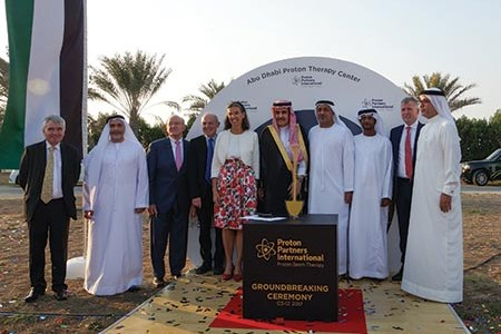 UAE's first proton beam centre