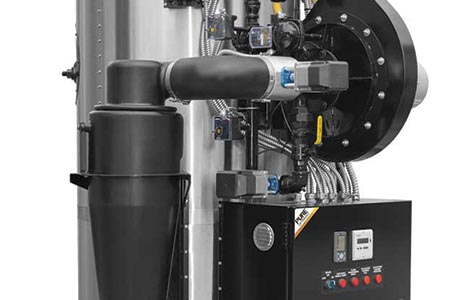 World-first' vertical spiral-rib tubeless steam boiler launched