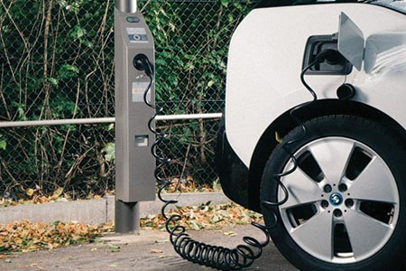 Electric vehicle charger a 'game changer'