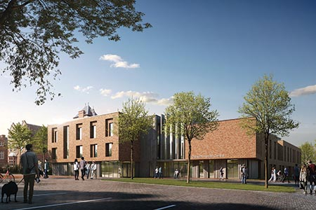 'Major milestone' at Dulwich development