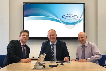 Brandon appoints CEO 'to drive accelerated growth'