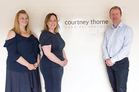 Courtney Thorne expands with new Stockport office