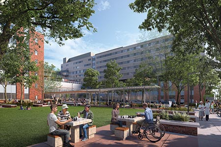 Stakeholder input key to Toronto hospital project