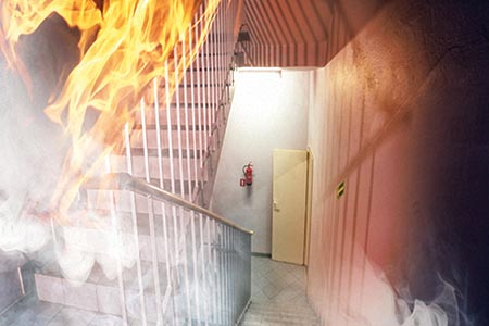 Education and training on fire door safety 'vital