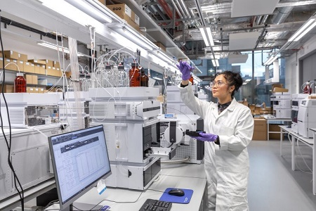 New molecular sciences 'research hub' opens in London