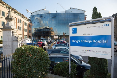 An energy-efficient cooling solution fit for King's