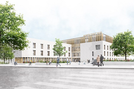 BAM to build Scotland's biggest healthcare centre yet