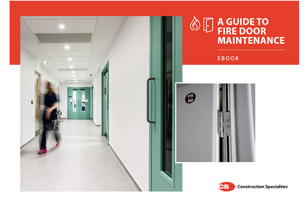 New Fire Door Maintenance Guide