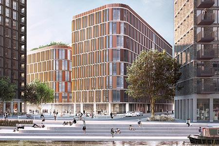 'Green light' for plans for 'world-leading' Moorfields facility