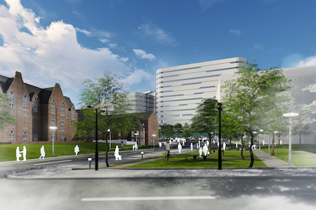 Sustainability central to Leeds Trust's ambitious development plans