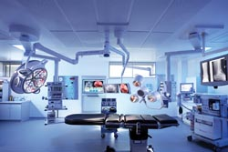 Free Traffic Flow In The Operating Room
